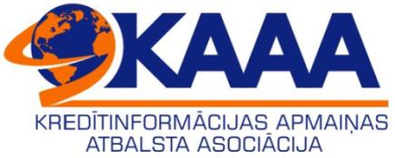 Kredītinformācijas apmaiņas atbalsta asociācija | Kredītinformācijas apmaiņas atbalsta asociācijas mājas lapa
